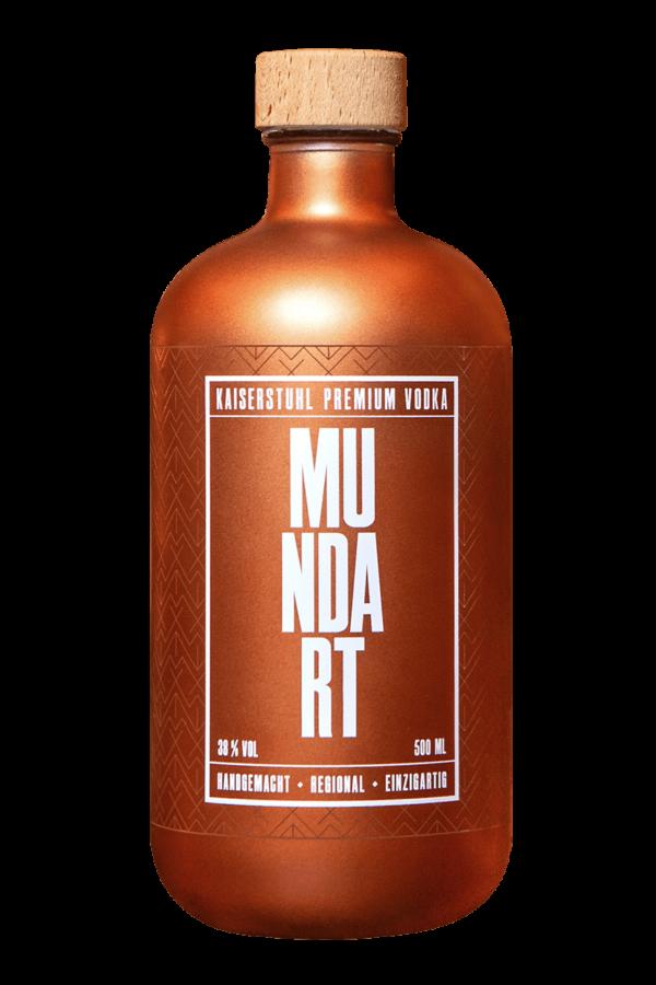 MUNDART – Kaiserstuhl Premium Vodka