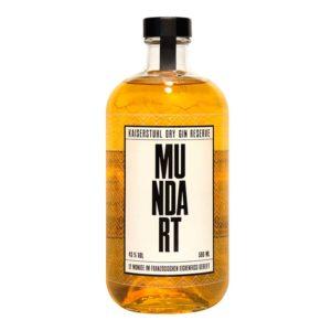 MUNDART – Kaiserstuhl Dry Gin Reserve